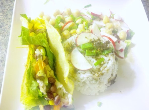 Asian Fish Tacos With A Twist Recipe