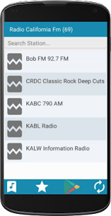 Radio California FM- screenshot thumbnail