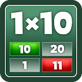 Multiplication tables for kids free - math game