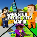 Gangster && Mafia Block City Dude Theft Pixel Car icon