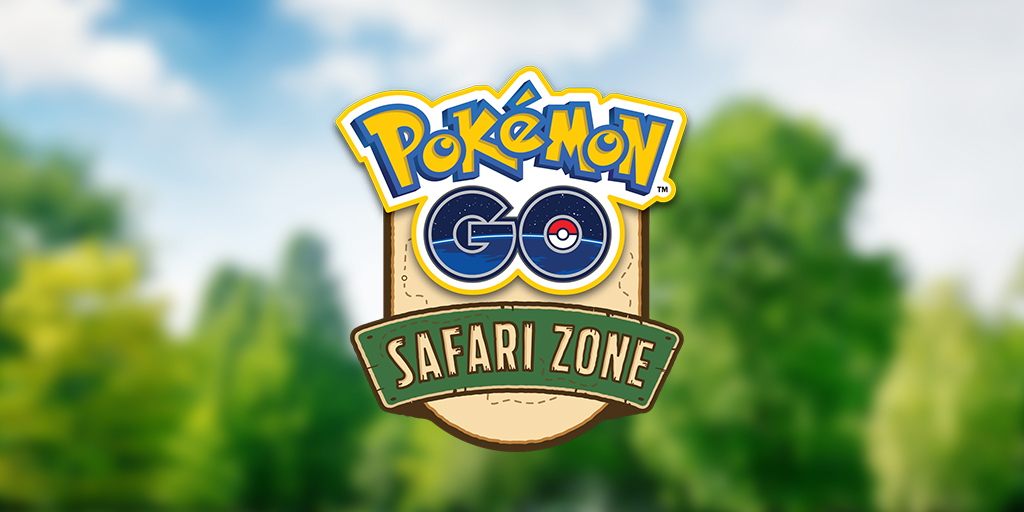 New dates and details now available for rescheduled Pokémon GO Safari Zone events