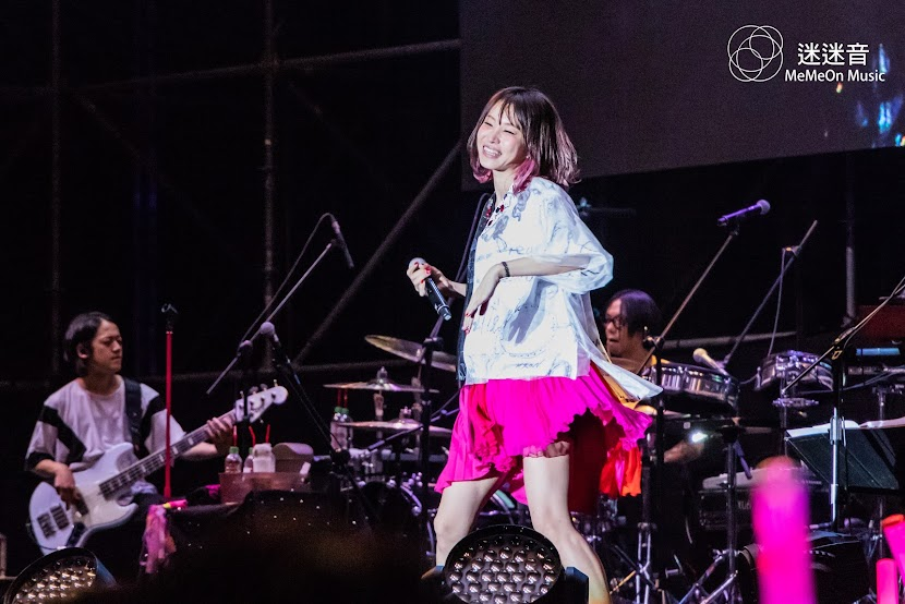 LiSA七度來台開唱  感謝台灣支持讓巡迴走出海外更多地方
