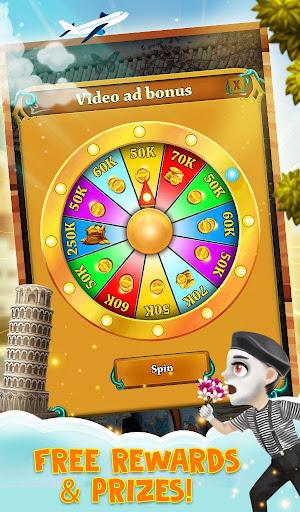 Match 3 World Adventure - City Quest apkpoly screenshots 5