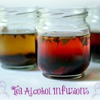 Tea With Alcohol Recipes.