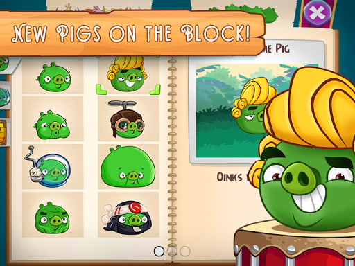 Angry Birds Slingshot Stella screenshot 15