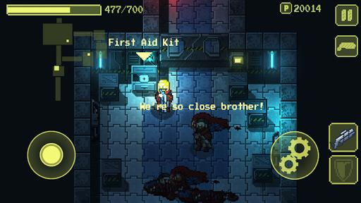 Ailment: space shooting pixelart game 3.0.1 screenshots 4