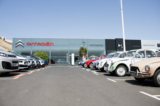 Salinas Car Citroën Almería