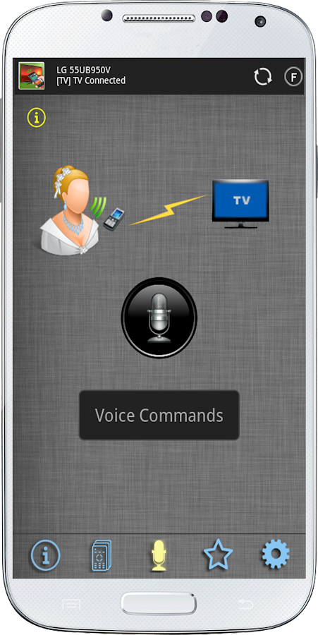 TV Remote for LG- screenshot