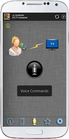 TV Remote for LG 1.20 screenshot 639708