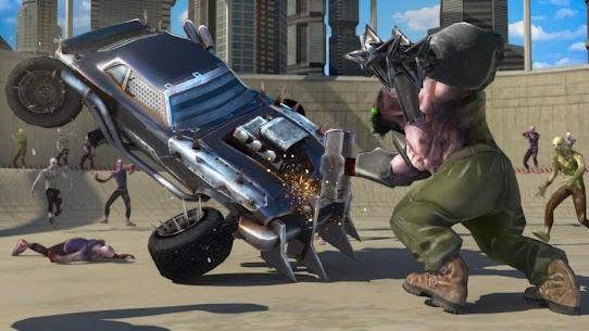Zombie Smash : Road Kill MOD (Unlimited Money/All Cars Open) 3