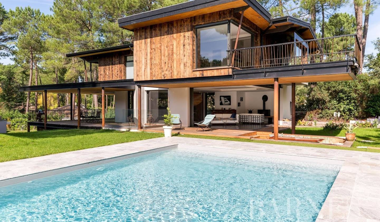 House with pool Seignosse
