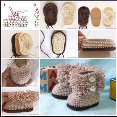DIY のかぎ針編みのプロジェクトのおすすめ画像5
