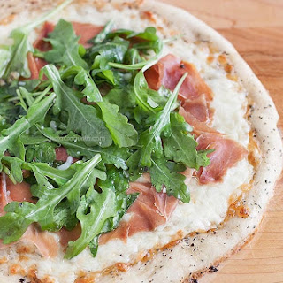 Arugula Pizza Mozzarella Recipes