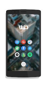 Rounder L - icon pack v1.6.8