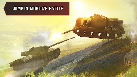 World of Tanks Blitz 4.2.0.214 Apk (Unlimited Money) MOD 5
