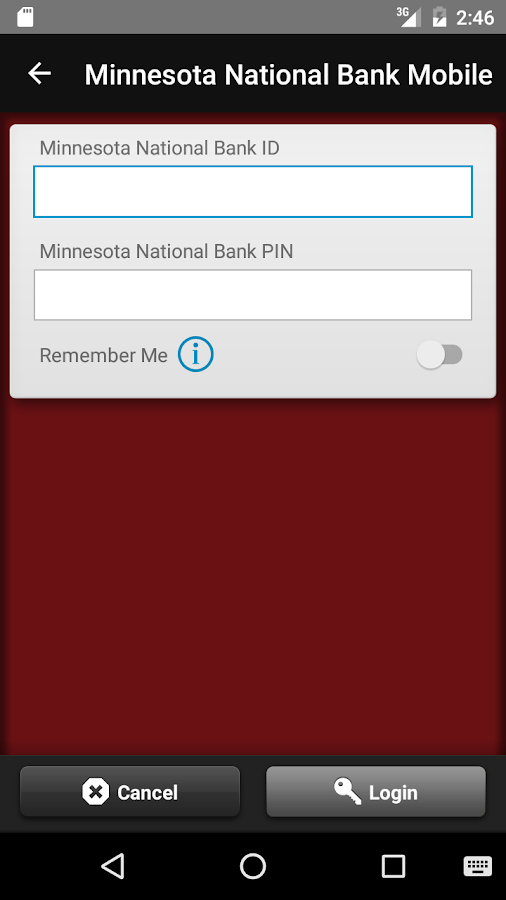 Minnesota National Bank Mobile- screenshot