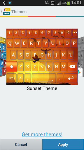 A. I. Type Sunset א