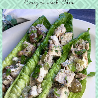 Grape Lettuce Salad Recipes