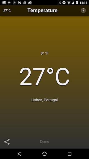 Temperature Free 1.4.3 screenshots 4
