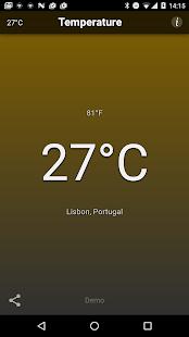 Temperature Free Screenshot 4