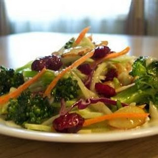 Cran-Broccoli Salad