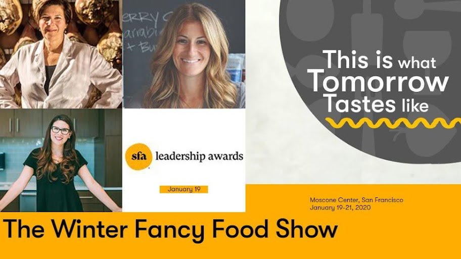Specialty Food Association's 2020 Leadership Awards