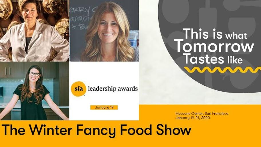 Specialty Food Association's 2020 Leadership Awards