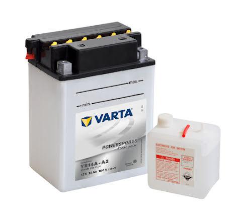 VARTA MC- Batteri 14Ah YB14A-A2