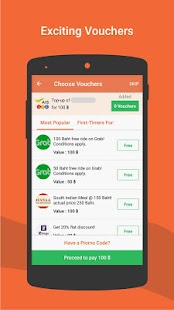 Mobile Topup, Add-on Pack, Bill Payment & Vouchers - náhled