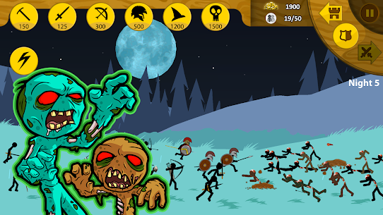 Stick War: Legacy (MOD, Gems) APK for Android 2