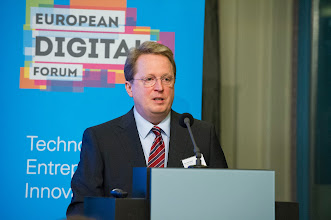 Photo: Paul Hofheinz, president and co-founder of the Lisbon Council and director of the European Digital Forum