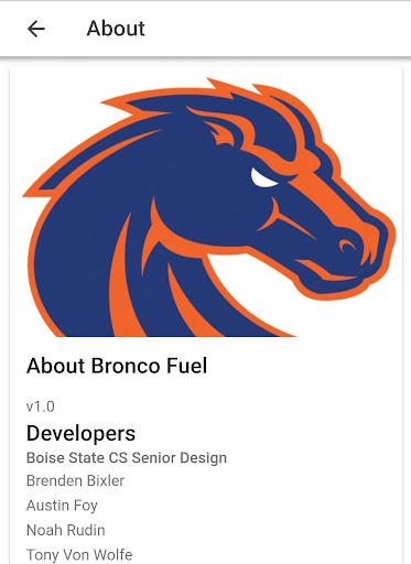 Bronco Fuel hack tool