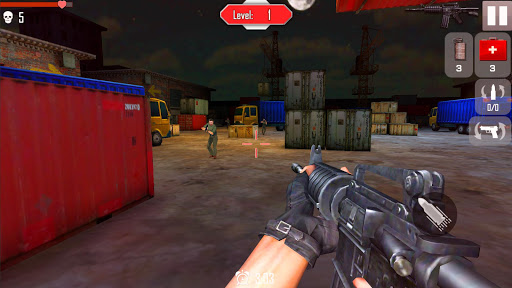 Sniper Shoot War 3D android2mod screenshots 4