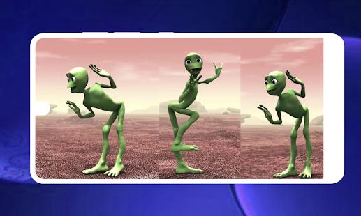 Download Green Alien Dance For PC Windows and Mac apk screenshot 8