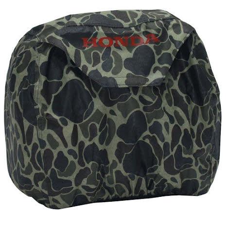 Camouflage cover för Honda elverk