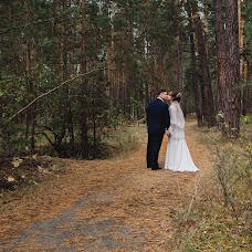 Wedding photographer Valentina Baturina (valentinalucky). Photo of 15.10.2018