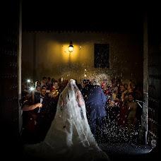 Wedding photographer sergio garcia sanchez (garciafotografo). Photo of 08.10.2015