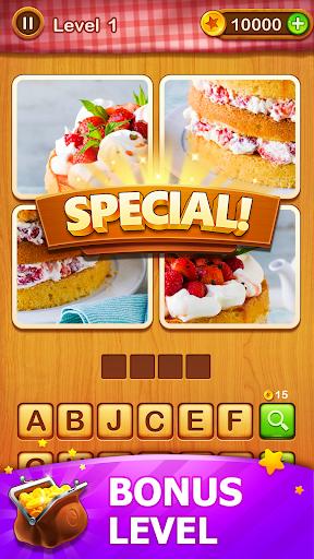 4 Pics Guess 1 Word - Word Games Puzzle 3.3 Screenshots 12