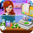 Bank Cashier and ATM Machine Simulator icon