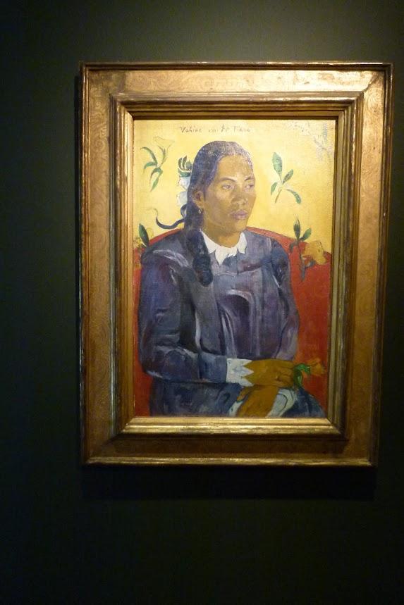 Gauguin - Woman