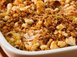 Turkey French Onion Casserole Recipe