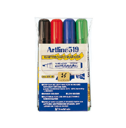 WB-penna Artline 519 sned 4set