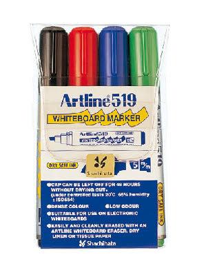 WB-penna Artline 519 sned 4set