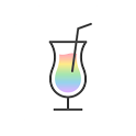 Pictail - Rainbow icon