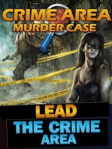 Murder Case Crime Area screenshot 0
