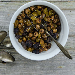 Sweet and Spicy Tigernut Trail Mix