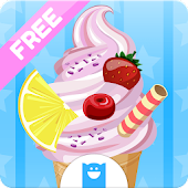 Ice Cream Kids - Cooking game
