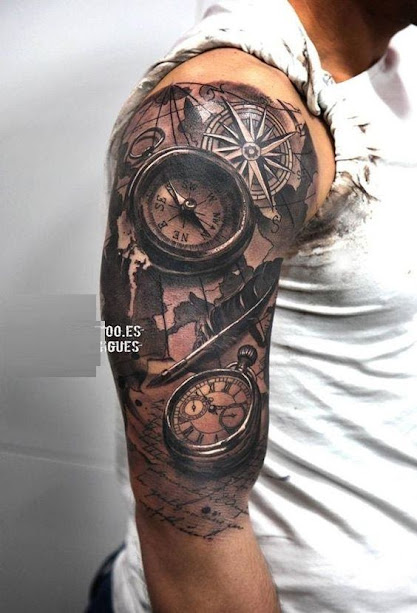 50 amazing half sleeve tattoos and ideas for men and women best half sleeve tattoos designs ideas gumiabroncs Choice Image