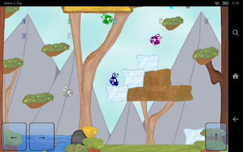 Bumping Bunnies - Multiplayer- screenshot thumbnail