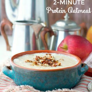 2-Minute Protein Oatmeal #BetterOats